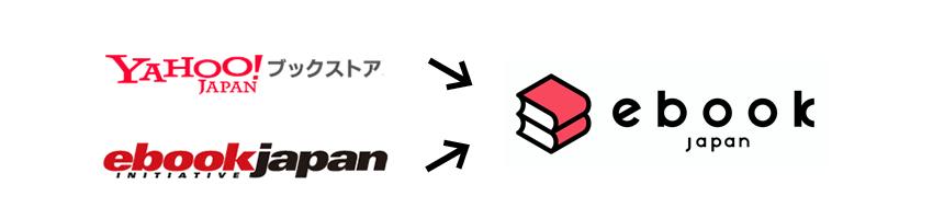 eBookJapanとYahoo!ブックストアのサービス統合で生まれた電子書籍ストア